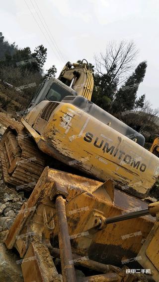 住友SH360HD-6挖掘机