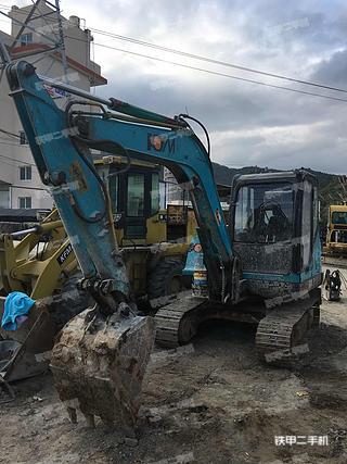 开元智富KY60A挖掘机