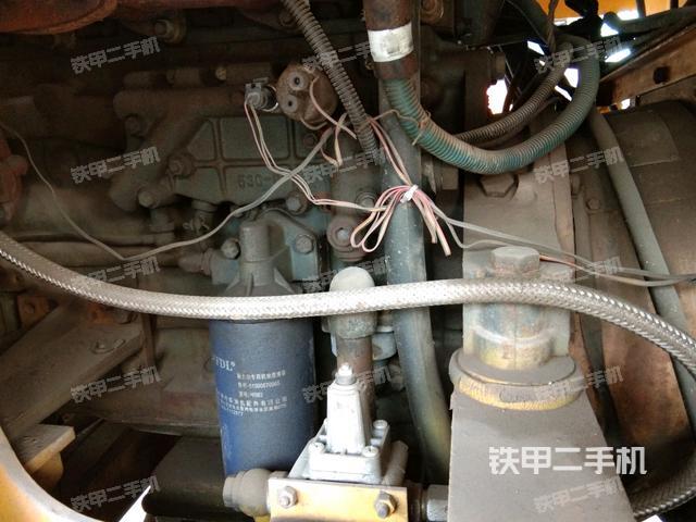 广东梅州市徐工WZ30-25两头忙