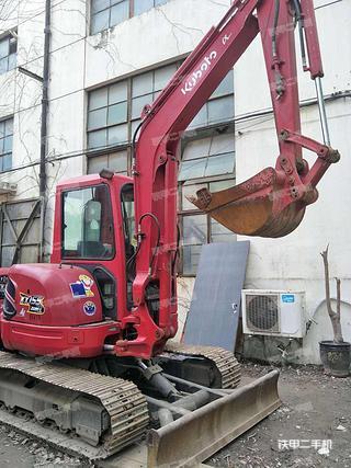 久保田KX155挖掘机
