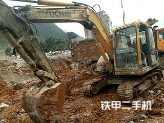 玉柴YC85-8挖掘机