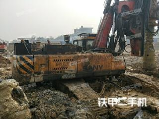 三一重工SR280RII(三一底盘)旋挖钻