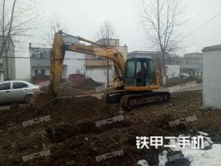 小松PC128US-2E0挖掘机