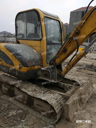 玉柴YC50-8挖掘机