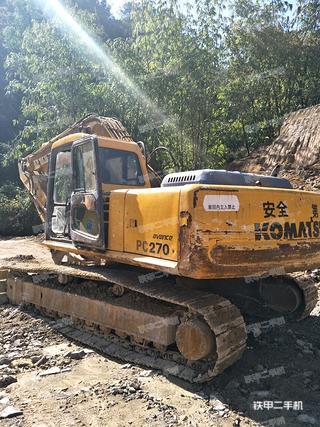 小松PC230LC挖掘机