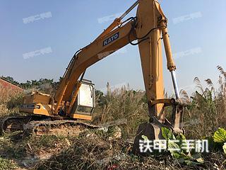 加藤HD700VII挖掘机