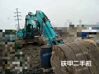 神钢SK350LC-8挖掘机