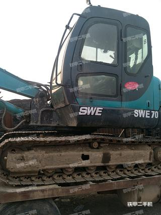 山河智能SWE65挖掘机
