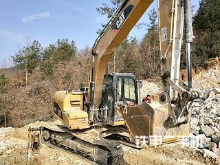卡特彼勒313D挖掘机