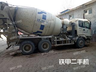 福田雷萨BJ5258GJB-1-10搅拌运输车