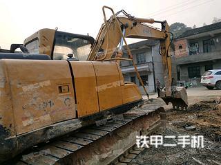 厦工XG815LC挖掘机