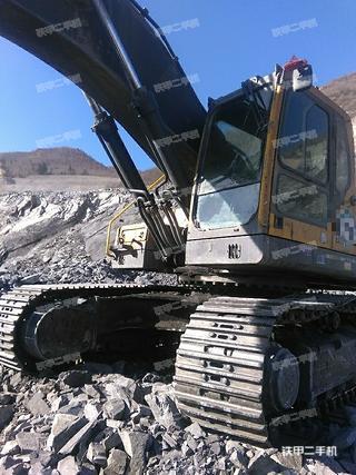 沃尔沃EC480DL挖掘机