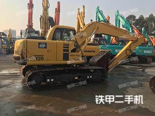 小松PC120-6E0挖掘机