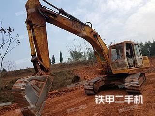 加藤HD1023-LC挖掘机