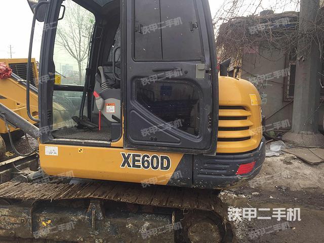 河北邢台市徐工XE60挖掘机