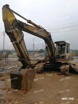加藤HD700SE挖掘机