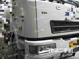 华菱星马AH5256GJB7搅拌运输车