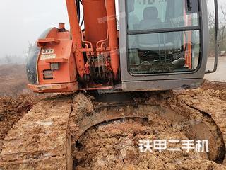 日立ZX135US-5挖掘机