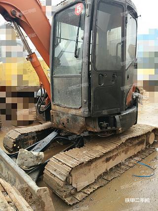 日立EX55UR挖掘机