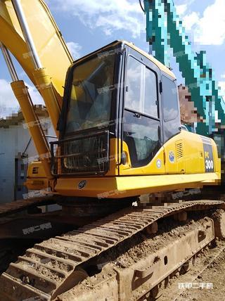 小松PC270-8挖掘机