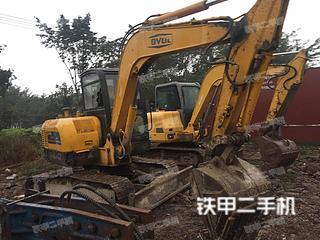 雷沃重工FR60-7挖掘机
