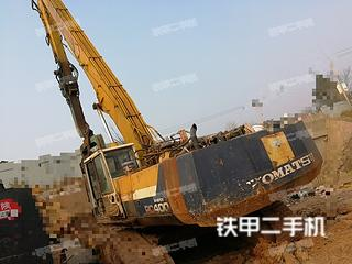 山河智能ZYJ600B-II壓樁機實拍圖片