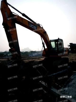 杰西博JS210LC挖掘机