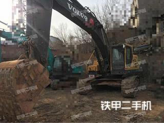 沃尔沃EC360CL挖掘机