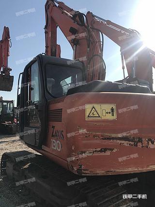 日立ZX130H-3挖掘机