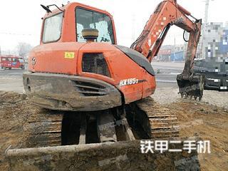久保田KX185-3挖掘机