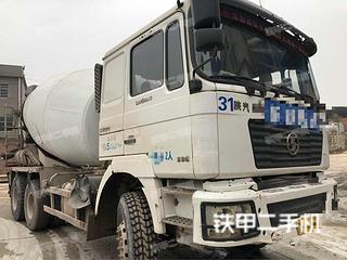 柳工YZH5253GJBDL搅拌运输车