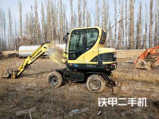 现代R60W-9挖掘机