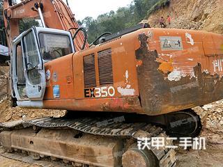 日立EX350LCH-5挖掘机