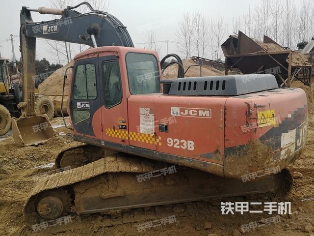 WWW_776977_COM_山重建机jcm923b挖掘机