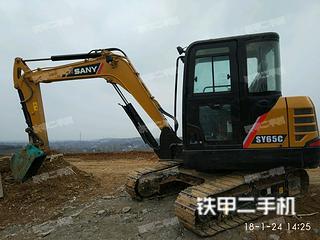 三一重工SY55C-10挖掘机