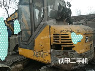 徐工XE60