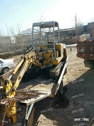 玉柴YC18-3挖掘机