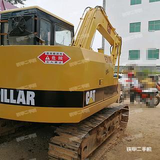 卡特彼勒E70B挖掘机