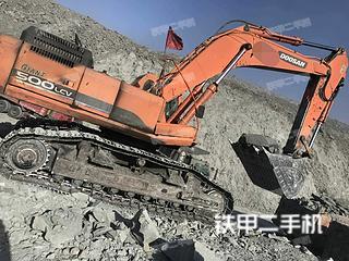 斗山DX500LCG挖掘机