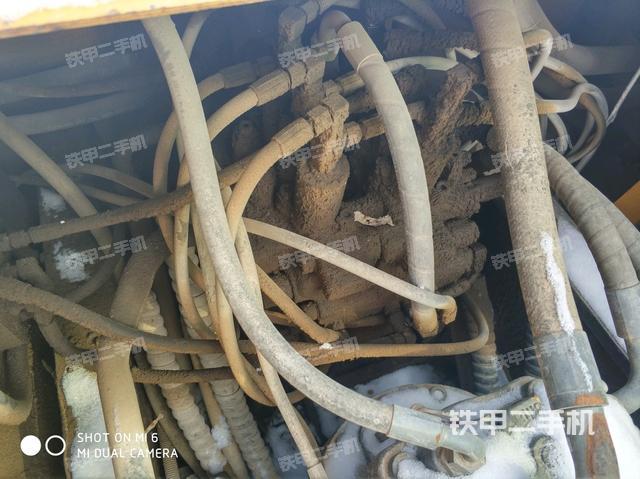 河南商丘市山重建机JCM921C挖掘机