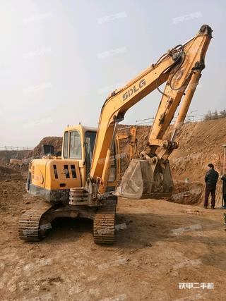 临工60挖掘机
