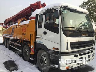 华菱星马AH5384THB-49泵车