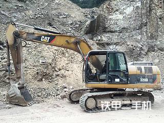 卡特彼勒320GC挖掘机