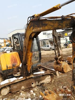 恒特重工HT65-8挖掘机