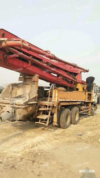 三一重工SY5296THB37D泵车