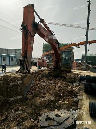 日立EX210-6挖掘机