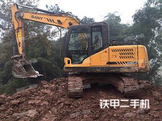 三一重工SY135C-9挖掘机