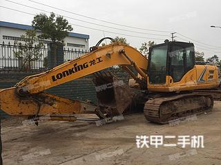 龙工LG6225D挖掘机