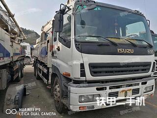 中联重科ZLJ5335THB43X-5RZ泵车