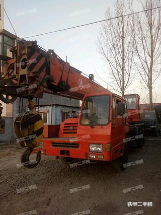 其他品牌25吨起重机